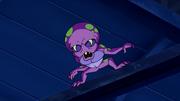 Reggie as small Space Ape