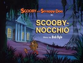Scooby-nocchio