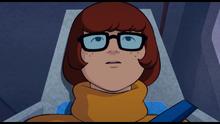 Velma thinking