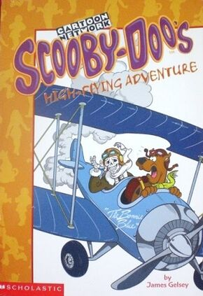 Scooby-Doo's High-Flying Adventure cover