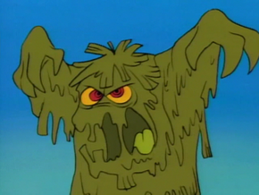 Seaweed Monster (Scooby Dude)