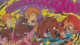 Scoob and Shag transform (Werewolf Are You?)