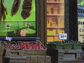 Grocery store (The Ransom of Scooby Chief)