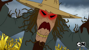 Scarecrow (Eating Crow)