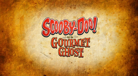 Gourmet Ghost title card