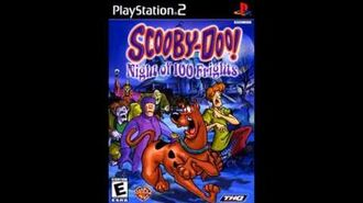Scooby-Doo Night of 100 Frights Soundtrack - The Mystery Machine