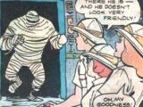 Menace of the Man-Mummy