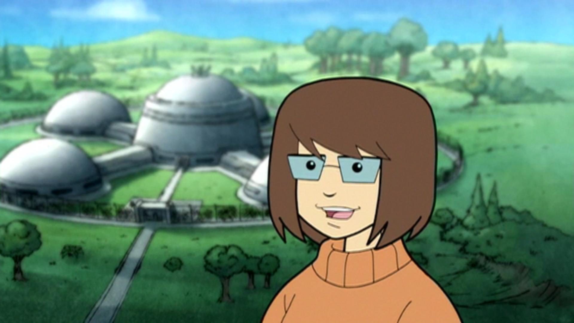 Velma Dinkley Shaggy Scooby Doo Get A Clue Scoobypedia Fandom