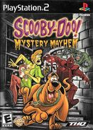 Mystery Mayhem (PS2) cover