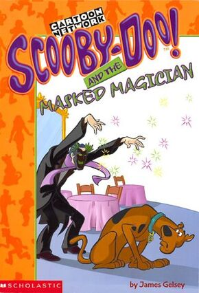 Scooby-Doo! and the Masked Magician cover