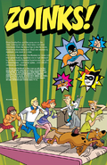 TU V2 (DC Comics) back cover