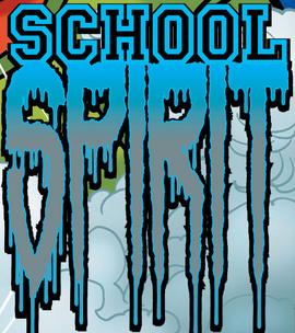 School Spirit title card