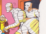 Mummies (The Creature of the Black Museum!)
