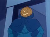Jeździec bez głowy (Jeździec bez głowy w Halloween)
