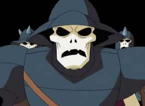Skeleton gladiators (Cyber Chase)