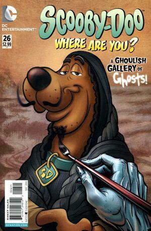 WAY 26 (DC Comics) front cover