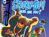 Scooby-Doo, Where Are You? (DC Comics) issue 50