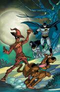 TU 2 (DC Comics) textless cover
