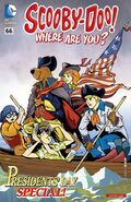 WAY 66 (DC Comics) digital cover