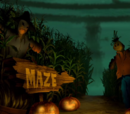 Corn Maze (Scooby-Doo! and the Spooky Scarecrow)