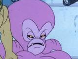 Octopus monster (Movie Monster Menace)
