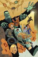 WAY 86 (DC Comics) textless cover