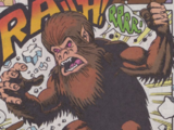 Bigfoot (Royal Canadian Mounted Scooby!)