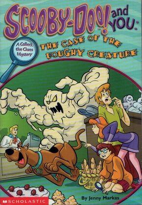 Doughy creature book