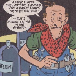 Homeless Hank