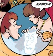 Gaston Librevou unmasked