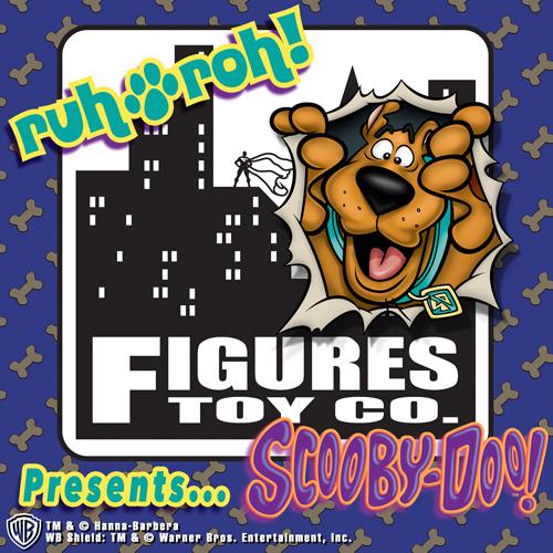 Fred Jones Figures Toy Company Hanna Barbera Scooby Doo série 1 figurine