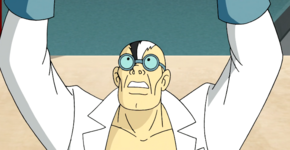 The Scientist (WNSD Wrestle Maniacs)