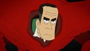 Mr. Kagawa unmasked