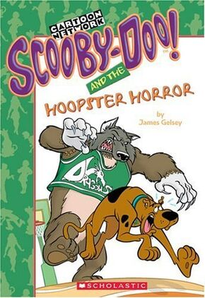 Scooby-Doo! and the Hoopster Horror cover