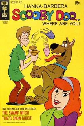 WAY 5 (Gold Key Comics) front cover