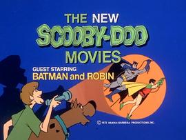 Batman and Robin title card