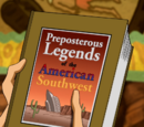 Preposterous Legends of the American Southwest