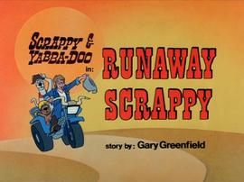 Runaway Scrappy Title Card
