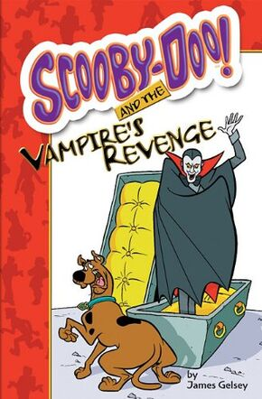 Scooby-Doo! and the Vampire's Revenge cover