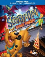 Scooby-Doo! Stage Fright Blu-ray front cover