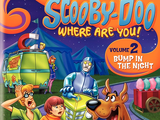 Scooby-Doo, Where Are You!: Volume 2 - Bump in the Night