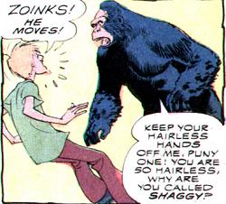 Gorilla Spirit
