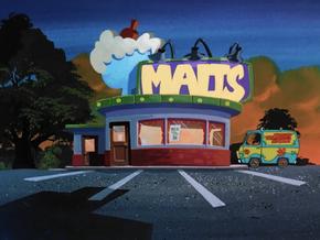 Malt shop (The Scarab Lives!)