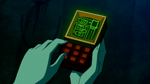 Velma's cell phone (SDMI)