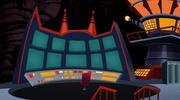 Batcave (Brave and the Bold)