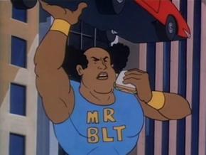 Mr. BLT