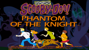 Phantom of the Knight title card