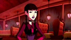 Miss Vampire Waitress