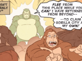The Ghost of Gorilla City