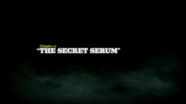 The Secret Serum title card